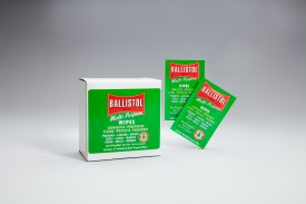 Ballistol Wipes Box